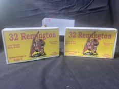 SCROUNGER 32 REMINGTON CAL (X2)