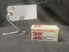 WINCHESTER SUPERX, 25-20 WIN CAL (X1)