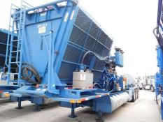 Located in YARD 1 - San Antonio, TX - (FPF-313) 2011 GORILLA GARDNER DENVER 3000