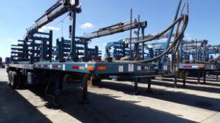 Located in YARD 1 - San Antonio, TX - (FIF-091) 2012 PRATT 40' T/A HARDLINE TRAI