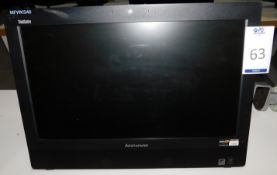 Lenovo ThinkCentre M83z, Core i5, All-In-One Computer with Articulated Desk Mount Arm (No HDD) (