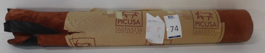 Corniola 1.5/1.7 SP ROIS Picusa Leather (57.25 sq ft) (Located Brentwood – See General Notes)