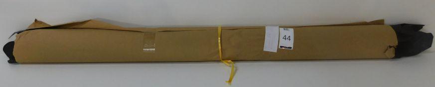 Dafar Black Matt Box Calf Leather (8.98sq m) Grade 2 (Located Brentwood – See General Notes)