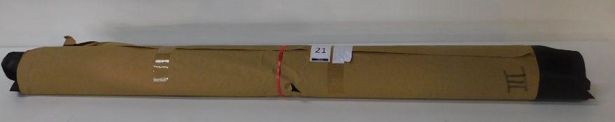 Dafar Black Matt Box Calf Leather (10.38sq m) Grade 3 (Located Brentwood – See General Notes)