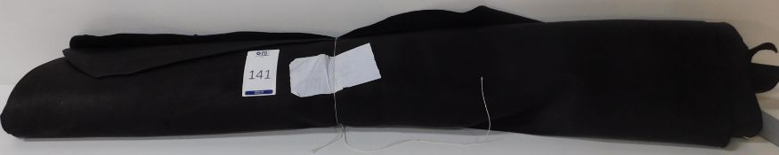 Euroleather Opera/Ox Reversed Leather (Oceano) Leather (8.05sq m) Grade 1 (Located Brentwood – See