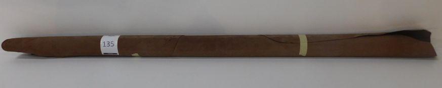 Tricorne Victoria Brompton Espresso 1.3/1.4 Leather (1.63sq m) Grade 1 (Located Brentwood – See