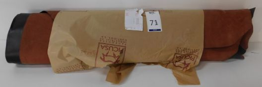 Corniola 1.5/1.7 SP ROIS Picusa Leather (104.75 sq ft) (Located Brentwood – See General Notes)
