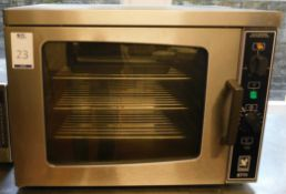 Falcon E711 Convection Oven, Serial Number F579506 (Location Bloomsbury - See General Notes for More
