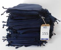 150 Unbranded Navy Boot Bags (Location: Brentwood - See General Notes for Details)
