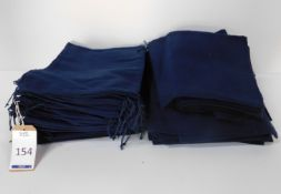 98 Unbranded Navy Boot Bags (Location: Brentwood - See General Notes for Details)