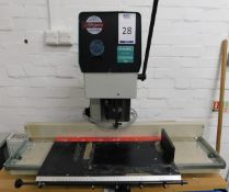 Morgana Nagel Citoborma 100 Bench Top Paper Drill (Location: Hatfield - See General Notes for More