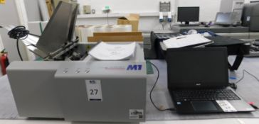AstroJet M1 Colour Envelope Printer, Serial Number 100038105 with Acer N16Q2 Laptop, serial Number