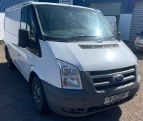 Ford Transit 260 SWB FWD Low Roof Van TDCi 85ps, Registration Y3 CDP, First Registered 23rd