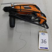 Worx WX7HD hammer Drill, 240v (Location: Hatfield - See General Notes for More Details)