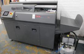 Duplo FKS PrintBind KB-4000 PUR Binder; Three Phase, Book Size: 120mm x 130mm (min) – 420mm x