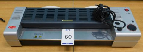 Peak PP450 Pouch Laminator (Location: Hatfield - See General Notes for More Details)