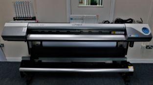 Roland Versart RE640 Wide Format Printer, Serial Number KBB0572 (Location: Hatfield - See General