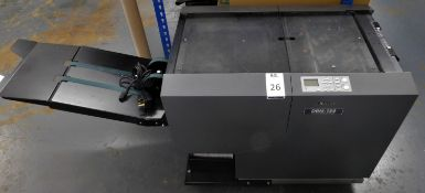 Duplo DBM 150 Dynamic Booklet Printer (2014), Serial Number 140600862, Single Phase (Location: