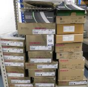 Approximately 25 Part Boxes Renz Binding Wires (Location: Hatfield - See General Notes for More