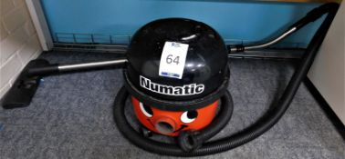 Henry Nu-Matic Cylinder Vacuum (Location: Hatfield - See General Notes for More Details)