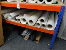 Two 2-Tier Boltless Steel Benches, 185cm x 80com (Excluding Contents) (Location: Hatfield - See