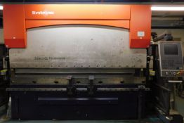 Bystronic Model PR6 100/31 Hydraulic Press Brake (2006), Serial Number 6420048 with Tooling (as