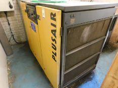 Kaeser BS51 Packaged Compressor 10 bar (Location: Kettering - See General Notes for Details)