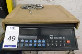 Weigh-Tronix NCI Model 8250 Digital Counting Scales (Location: Kettering - See General Notes for