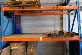 5 Various Boltless Steel Racks; 2,3 & 5-Tier (Location: Kettering - See General Notes for Details)