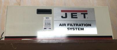 Jet Air FS-1000B Filtration Unit (2013) , Serial Number 13090229 (Location: Bognor Regis. Please