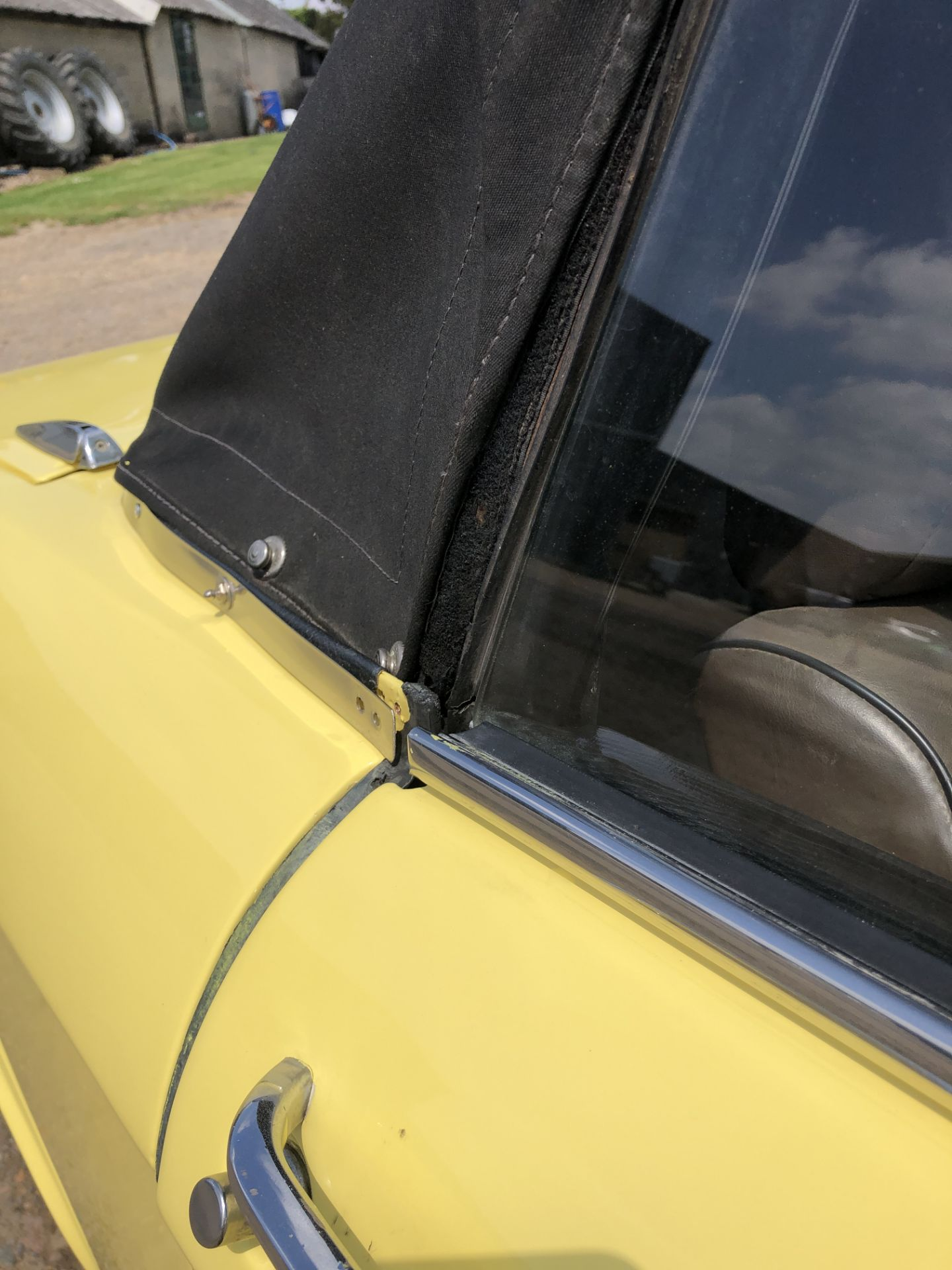 Rare Right Hand Drive Peugeot 304 Convertible, Registration OPC 913L, First Registered 2nd - Image 12 of 48