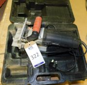 Trend T20 Biscuit Jointer (240v) (Location: Stockport. Please Refer to General Notes)