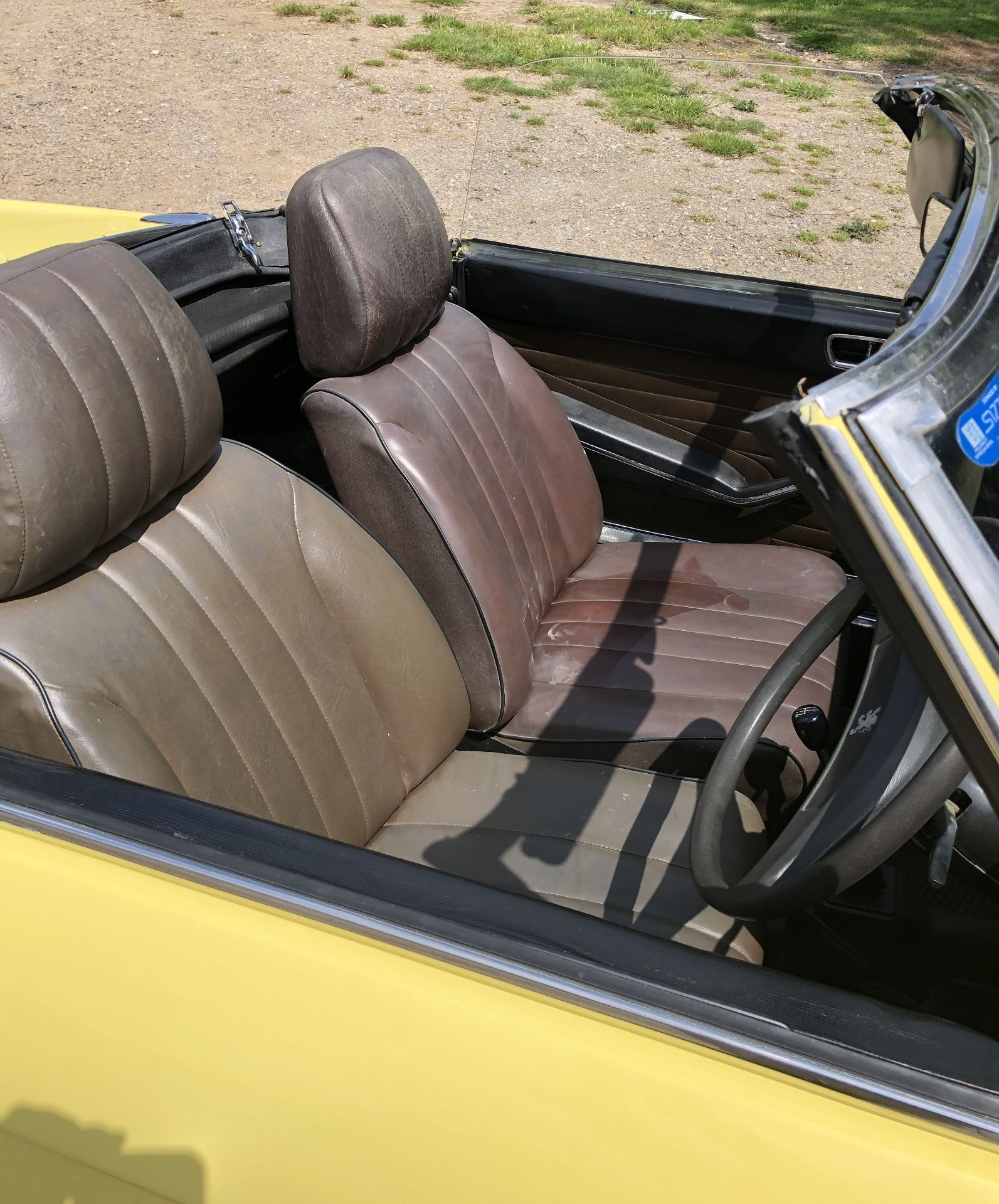 Rare Right Hand Drive Peugeot 304 Convertible, Registration OPC 913L, First Registered 2nd - Image 26 of 48