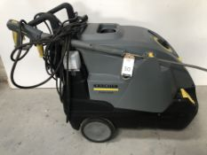 """Karcher """"Professional"""" HDS6/12 C Hot Water Pressure Washer (2018), Serial Number 02159080190 ("""