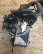 Evolution R210 Multi-Purpose Compound Mitre Saw, Serial Number F1723UK02221, 240v (Location: