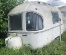Biod Extase, Dutch c1978 Classic Caravan For Restoration (Location: Bognor Regis. Please Refer to