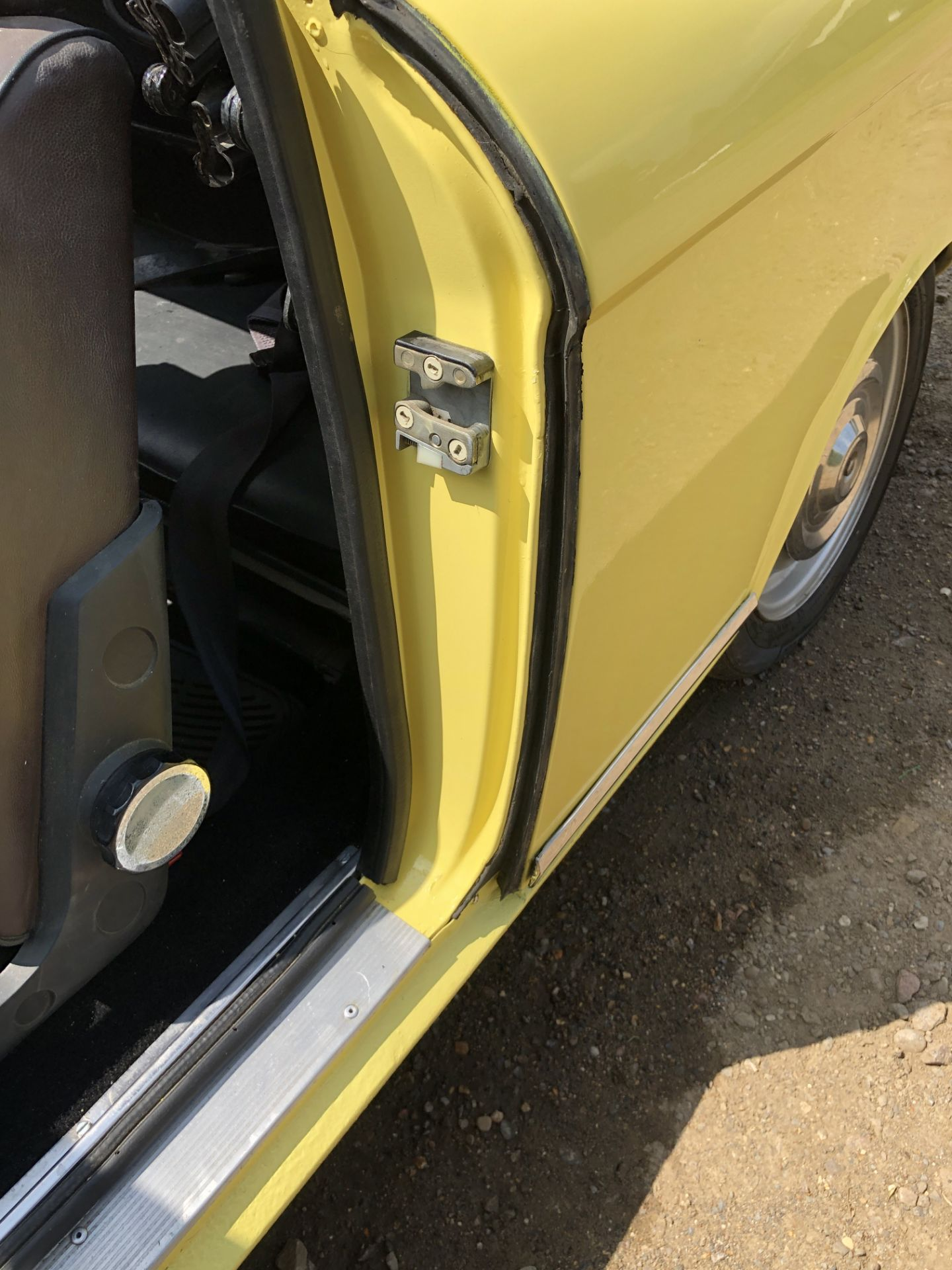 Rare Right Hand Drive Peugeot 304 Convertible, Registration OPC 913L, First Registered 2nd - Image 28 of 48