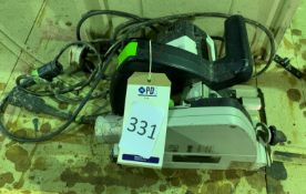 Festool ATF 55 EB Circular Saw (240v) (Location: Stockport. Please Refer to General Notes)