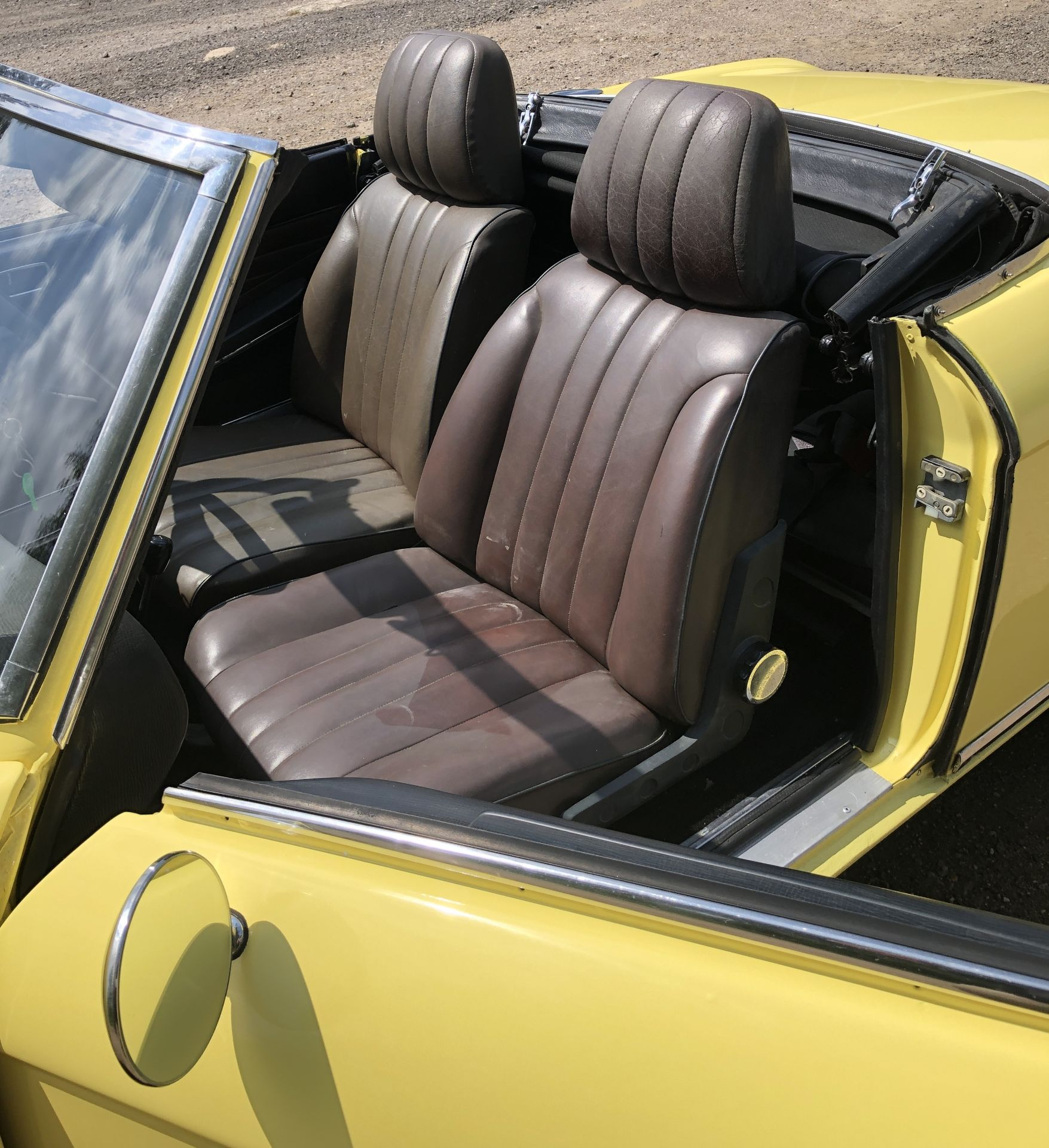 Rare Right Hand Drive Peugeot 304 Convertible, Registration OPC 913L, First Registered 2nd - Image 27 of 48