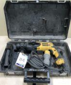 DeWalt D25013-LX Hammer Drill,110v (Location: Brentwood. Please Refer to General Notes)