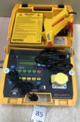Martindale Electric MicroPAT+, Portable Appliance Tester, Serial Number.91556486 (Location: