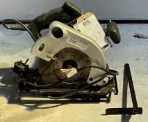 VCS1200 1200W Portable Circular Saw (Location: Brentwood: Please Refer to General Notes)