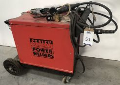 "Sealey ""Mightymig 190 Mig Welder, Serial Number EN60974-1(Location: Brentwood. Please Refer to"