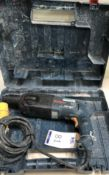 Bosch GBH 2 SR Rotary Hammer Drill, 110v (Location: Brentwood. Please Refer to General Notes)