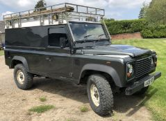 Land Rover Defender 110 Hard Top, Registration Number AA08 XDK, First Registered 12th May 2008,