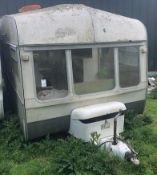 Avondale Classic Caravan For Restoration (Location: Bognor Regis. Please Refer to General Notes) (