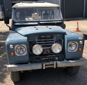 Land Rover 88, Series 3 - Registration YCW 737Y, First Registered 3rd March 1983; Removal Hard