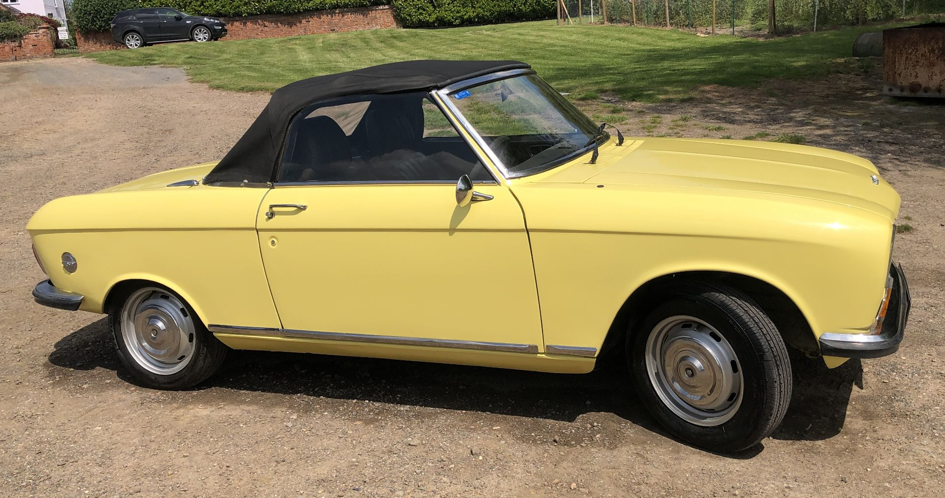 Rare Right Hand Drive Peugeot 304 Convertible, Registration OPC 913L, First Registered 2nd - Image 2 of 48