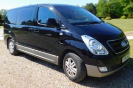 Hyundai I800 2.5 SE CRDi 8-Seat MPV (Euro 05/Euro06 M53AZ1), Registration AP16 WCM, First Registered