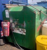 Diesel Fuel Tank (Location: Folkestone. Please Refer to General Notes)